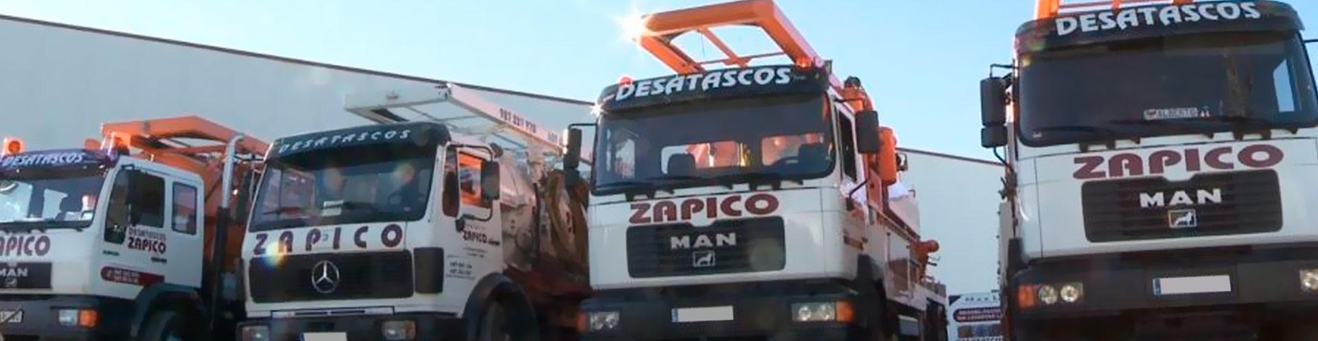 DESATASCOS ZAPICO PATROCINANDO CORNETAS POR ALADINA