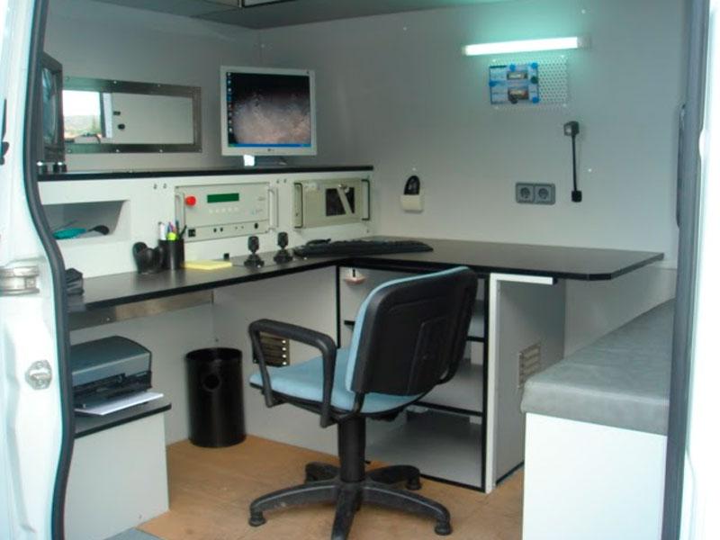 Inspección tuberías CCTV 03